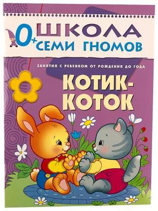 Первый Год Обучения Школа Семи Гномов котик-Коток