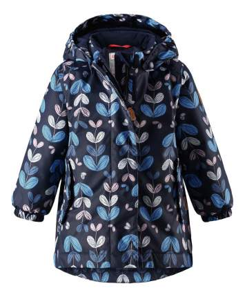 Куртка Reima Reimatec winter jacket Ohra синяя р.86