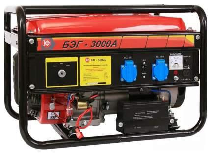 Бензиновый генератор Калибр БЭГ-3000А