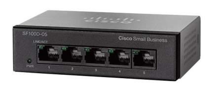 Коммутатор Cisco SF110D-05-EU