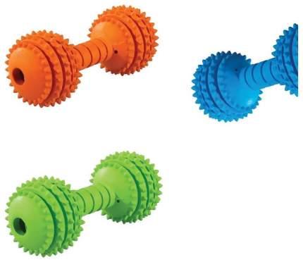 гантели, Жевательная игрушка для собак J.W. Pet Company, Каучук, JW43025