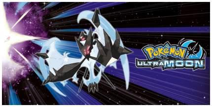 Игра Pokemon Ultra Moon для Nintendo 3DS