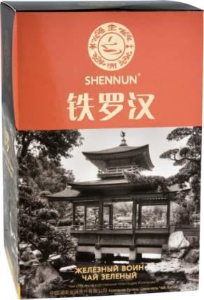 Чай зеленый Shennun железный воин 100 г