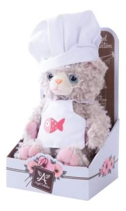 Мягкая игрушка Angel Collection Котик cat story поваренок 681344