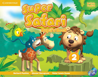 Super Safari 2 PB+DVD-R