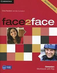 Face2Face 2Ed Elem WB+key