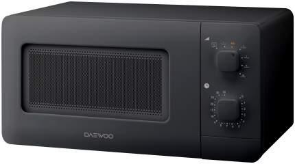 Микроволновая печь соло Daewoo Electronics KOR-5A07B black