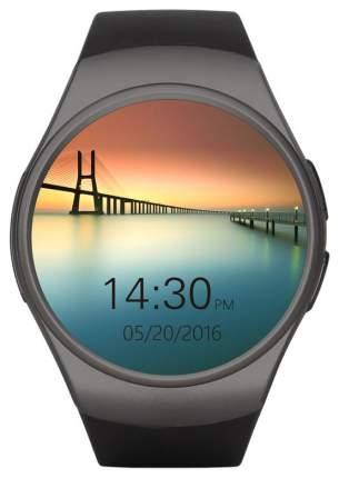 Смарт-часы Kingwear KW18 Black/Black