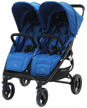 Коляска для двойни и погодок Valco Baby Snap Duo Ocean Blue