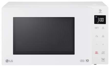Микроволновая печь с грилем LG MB65W95GIH white