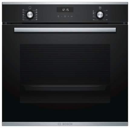 Встраиваемый электрический духовой шкаф Bosch HBG237YS0R Silver/Black