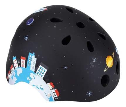 Шлем Globber Printed Junior XS/S черный