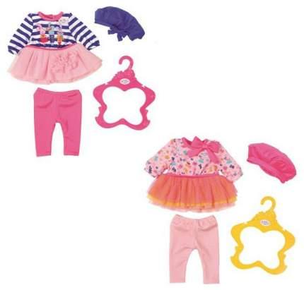 Одежда в погоне за модой для Baby Born Zapf Creation