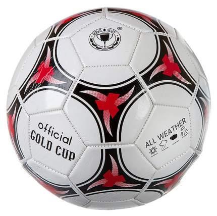 Футбольный мяч Gratwest Т53108 №5 white/black/red