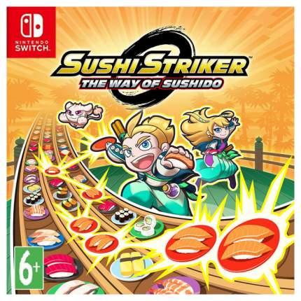 Игра для Nintendo Switch Sushi Striker: The Way of Sushido