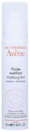 Флюид для лица Avene Fluide Matifiant Hydratant 50 мл