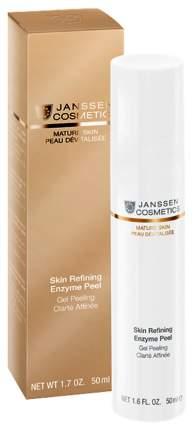 Гель для лица Janssen Mature Skin Enzyme Peel Обновляющий энзимный гель 50 мл