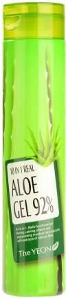 Средство для тела The Yeon 10 in 1 Real Aloe Gel 92% 300 мл