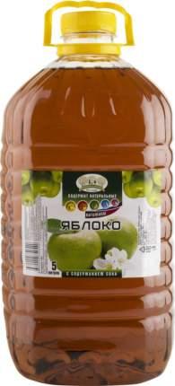 Напиток яблоко Прогулка по саду с содержанием сока 5 л