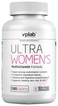 Витаминно-минеральный комплекс VPLab Ultra Women's 180 капсул