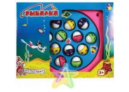 Игра в рыбалку 1Toy Т52138