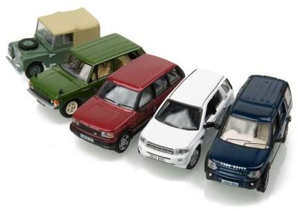 Коллекционная модель Land Rover LDDC018MXZ