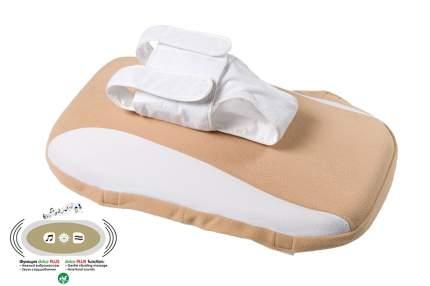 Подушка-матрас Dolce Pad Plus с вибромассажем для новорожденных (бежевый)