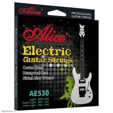Струны для электрогитары ALICE AE530-L