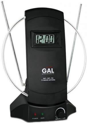 Телевизионная антенна Gal AR-488AW Black