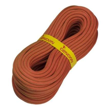 Веревка динамическая Tendon Master CS 8,9 мм, красная, 60 м