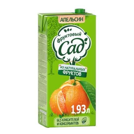 Нектар Фруктовый Сад апельсин 1.93 л