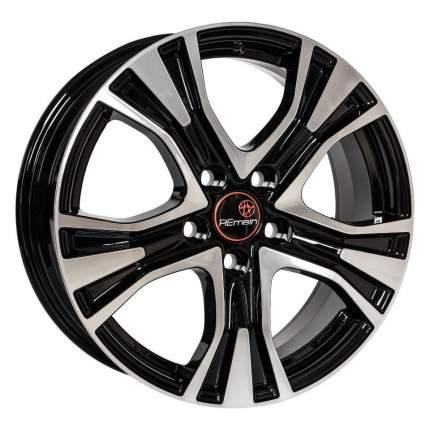 Remain  Nissan Juke (R159)  7,0\R17 5*114,3 ET47  d66,1  Алмаз-черный  15905AR