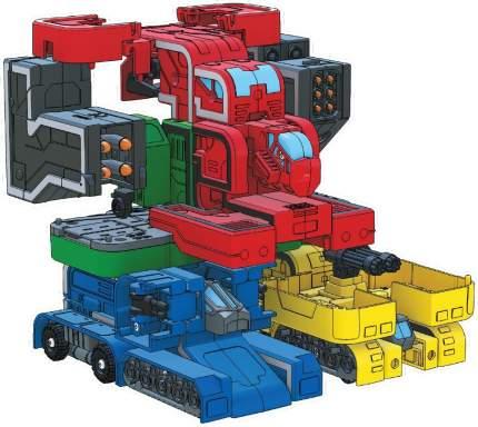 Трансформер 1Toy Трансбот Боевой расчет М комплект 10 цифр Т16973