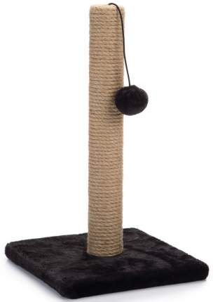 Когтеточка-столбик Beeztees Kali, черная, 25x25x42 см