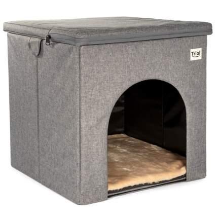 Дом для животных Triol Оптима, 42x42x42 см