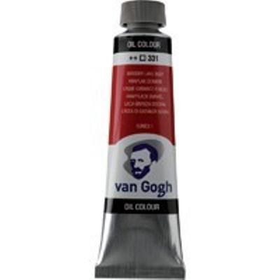 Краска масляная Van Gogh туба 40мл №331 Краплак насыщенный