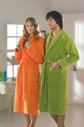 Банный халат HOBBY HOME COLLECTION Angora Цвет: Оранжевый (M)