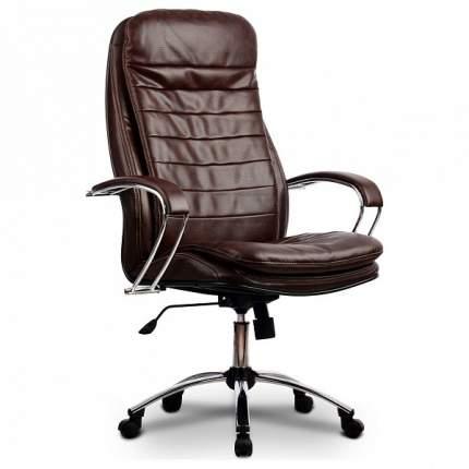 Кресло руководителя Metta LK-3 MTT_000015678, коричневый