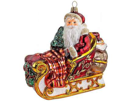 Елочная игрушка Mister Christmas 13 см 1 шт GW-18