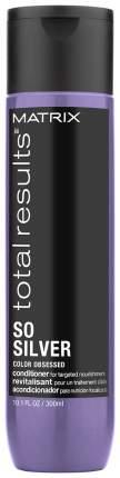 Кондиционер для волос Matrix Total Results Color Obsessed So Silver Conditioner 300 мл