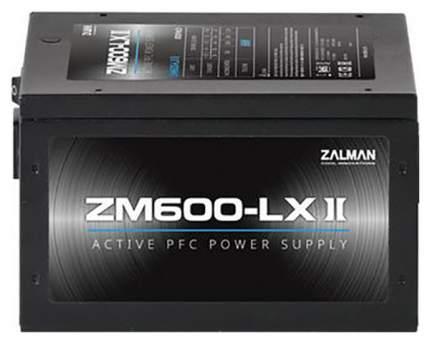 Блок питания компьютера Zalman ZM600-LXII