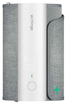 Тонометр Withings BPM Connect автоматический на плечо серый