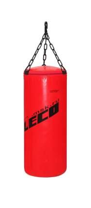 Мешок боксерский Leco Гп2 20 кг, красный