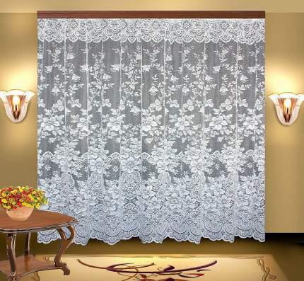 Классические шторы КаСЛ Dixee Цвет: Белый