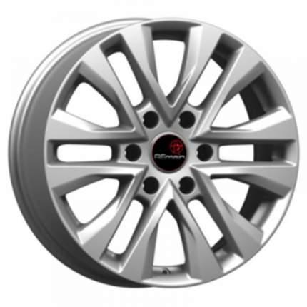 Колесные диски Remain Nissan NP300 (R175) 7,5\R18 6*139,7 ET25 d100,1 17501ZR