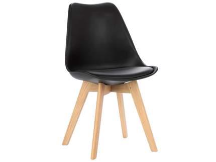 Удобный стул для кухни STOOL GROUP Стул FRANKFURT Черный