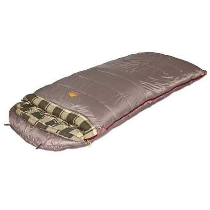 Спальный мешок-одеяло Alexika Canada Plus 9266.01072-gray-left