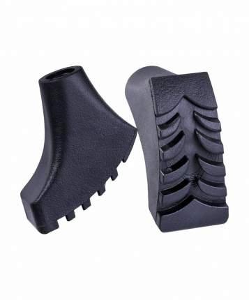 Комплект наконечников для скандинавских палок Berger 2 шт. Berger-черный