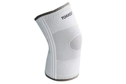 Суппорт колена с боковыми вставками Torres PRL11010, XL, синтетика