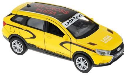 Welly 43763RY Велли Модель машины 1:34-39 LADA VESTA SW CROSS Sport